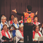 a summit of older adult choirs