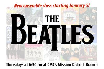Beatles slider