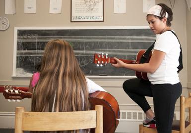 Kids Guitar Class