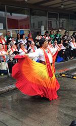 coro - dancer